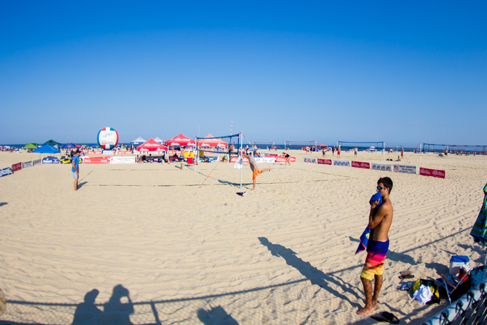 Point Pleasant Beach volleyball